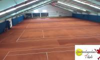 Belagserneuerung im Sporthotel Kurz / Mai - 2014